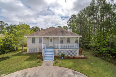 Pass Christian Single Family Home For Sale: 358 Lang Ave