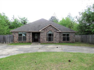 Saucier Single Family Home For Sale: 18450 Shaw Rd