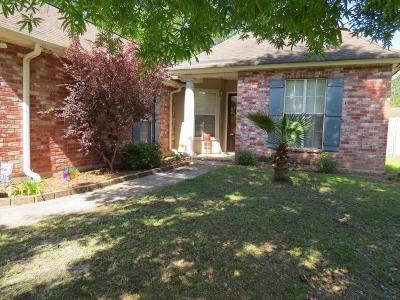 Diamondhead Single Family Home For Sale: 8415 Ieke Dr