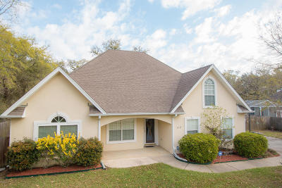 Bay St. Louis Single Family Home For Sale: 112 Oaks Blvd