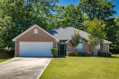 Gulfport Single Family Home For Sale: 14871 McBride Cv
