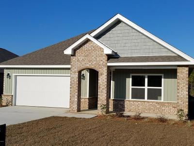 Ocean Springs Single Family Home For Sale: 1205 Barberry Cv