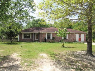 Saucier Single Family Home For Sale: 19695 Summergate Dr