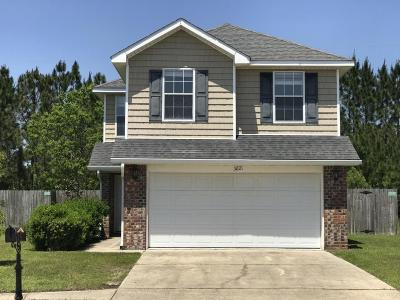 Ocean Springs Single Family Home For Sale: 3821 Timber Lake Dr