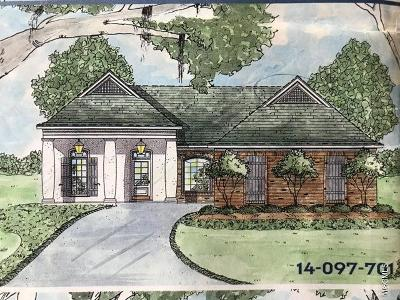 Diamondhead Single Family Home For Sale: Lot 3 Highpoint Dr