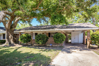 Gulfport Single Family Home For Sale: 1426 Lewis Ave