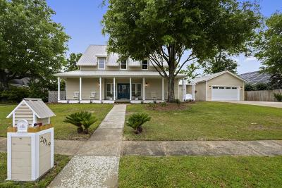 Biloxi Single Family Home For Sale: 2019 Pointe Clear Dr
