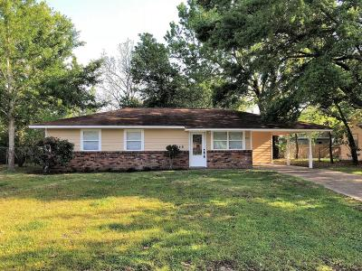 Gulfport Single Family Home For Sale: 4710 Cardinal Dr