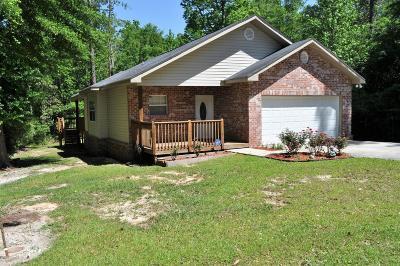 Diamondhead Single Family Home For Sale: 10820 Apua St