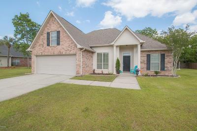 Gulfport Single Family Home For Sale: 13519 Brayton Blvd