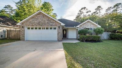 Diamondhead Single Family Home For Sale: 8319 Amoka Dr
