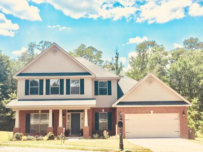 Gulfport Single Family Home For Sale: 16171 Walker Farm Ln