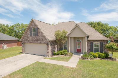 Gulfport Single Family Home For Sale: 13535 Brayton Blvd