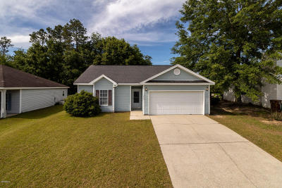 Gulfport Single Family Home For Sale: 12087 Five Oaks Dr