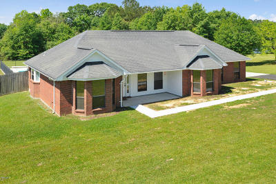 Saucier MS Single Family Home For Sale: $250,000