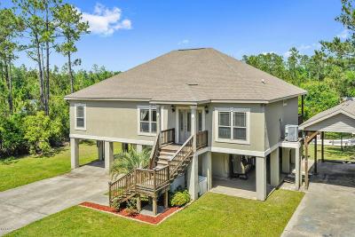 Diamondhead Single Family Home For Sale: 3428 Lumahai Pl
