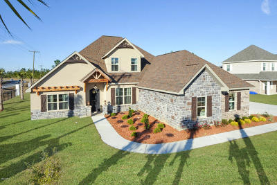 Ocean Springs Single Family Home For Sale: 6444 Palmetto Pointe Dr