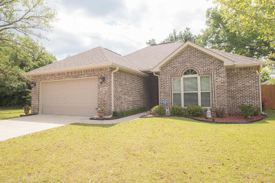 Gulfport Single Family Home For Sale: 13723 Chase Meadow Way
