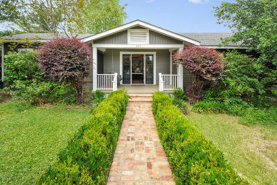 Bay St. Louis Single Family Home For Sale: 307 Carroll Ave