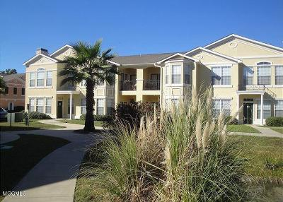 Gulfport Single Family Home For Sale: 2252 Beach Dr #1402