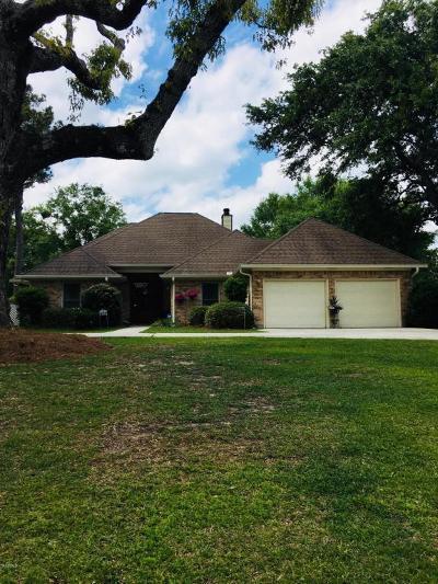 Diamondhead Single Family Home For Sale: 5571 E Diamondhead Dr