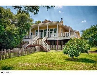 Gulfport Single Family Home For Sale: 648 W Magnolia St
