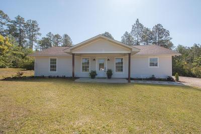 Gulfport Single Family Home For Sale: 11372 W Pinehurst Pl