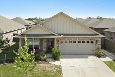 Gulfport Single Family Home For Sale: 14992 Calcutta Dr