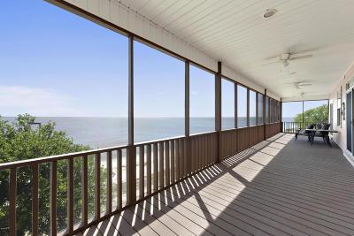 Ocean Springs Single Family Home For Sale: 7813 Belle Fontaine Dr