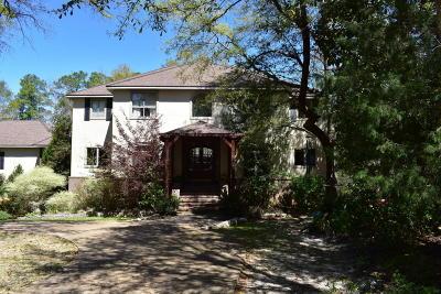 Ocean Springs Single Family Home For Sale: 3305 Mount Vernon Ct