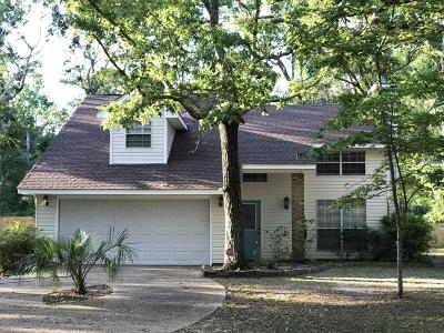 Ocean Springs Single Family Home For Sale: 9420 Pointe Aux Chenes Rd