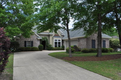 Pass Christian Single Family Home For Sale: 7054 Rolling Green Dr