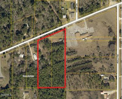 Residential Lots & Land For Sale: 8505 Ocean Springs Rd