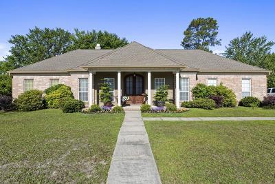 Ocean Springs Single Family Home For Sale: 4003 Belle Terre Ct