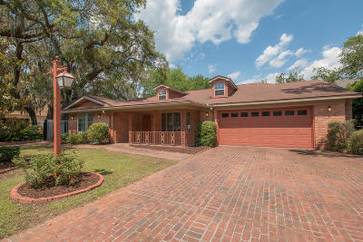 Biloxi Single Family Home For Sale: 1260 Kensington Dr