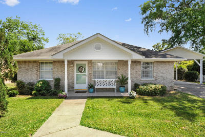 Bay St. Louis Single Family Home For Sale: 628 Old Spanish Trl