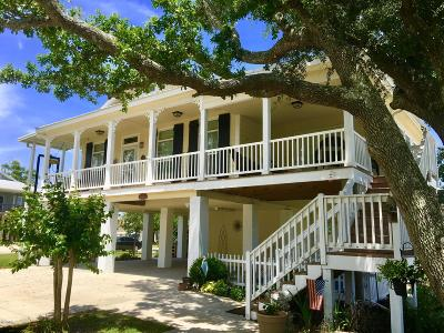 Waveland Single Family Home For Sale: 122 Dane Rd