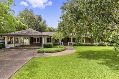 Gulfport Single Family Home For Sale: 9 45th St
