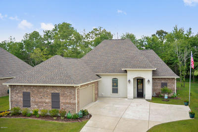 Pass Christian Single Family Home For Sale: 7660 Crescent Way Dr