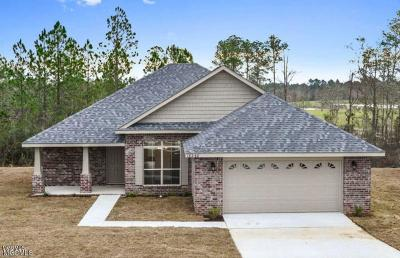 Ocean Springs MS Single Family Home For Sale: $187,900
