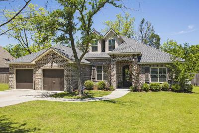 Ocean Springs Single Family Home For Sale: 14100 Deneen Rd