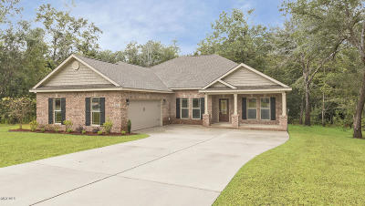 Gulfport Single Family Home For Sale: 10415 Chapelwood Dr