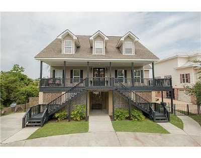 Gulfport Single Family Home For Sale: 1504 Mill Rd