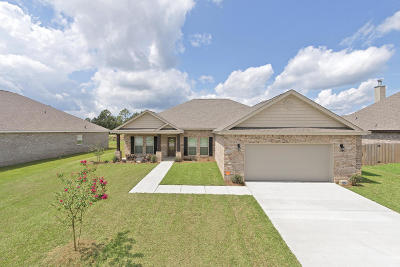 Gulfport Single Family Home For Sale: 10597 Harvest Dr