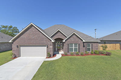 Gulfport Single Family Home For Sale: 20068 Mulligan Cv