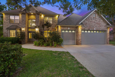 Ocean Springs Single Family Home For Sale: 3707 Point Clear Dr