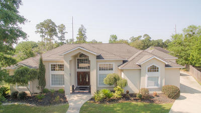 Biloxi Single Family Home For Sale: 413 Cachemont Cv