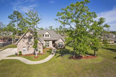 Ocean Springs Single Family Home For Sale: 6404 Savanna Dr