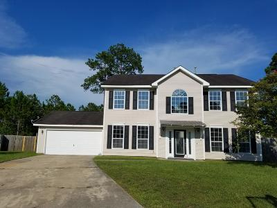 Ocean Springs Single Family Home For Sale: 11 Pine Lake Ct