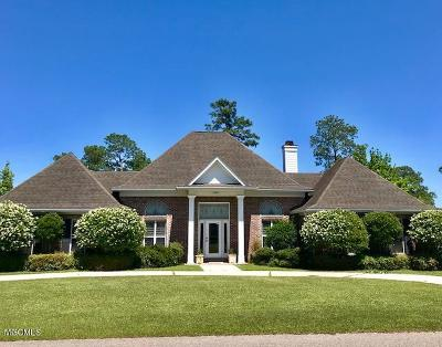 Gulfport Single Family Home For Sale: 19419 Champion Cir